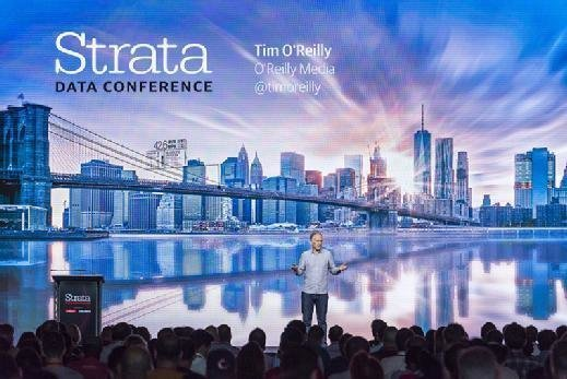 Tim O'Reilly talks about his new book at the Strata Data Conference.