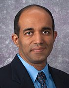 Srinivasan Suresh, M.D., chief medical information officer at Children's Hospital of Pittsburgh of UPMC