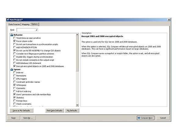 Database Synchronization