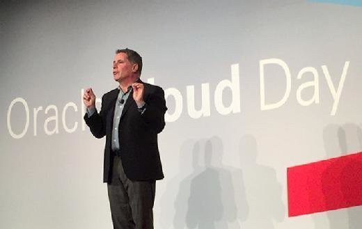 Bill Taylor at Oracle Cloud Day