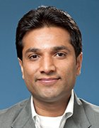 Vivek Thakral, director of AI, GE