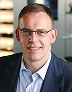 John Tonnison, executive vice president for global cloud computing and CIO, Tech Data