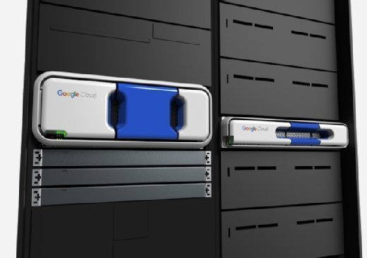 Google Transfer Appliance