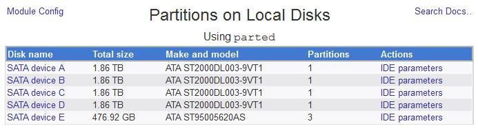 Setting up Ubuntu Server 11 04 for iSCSI storage