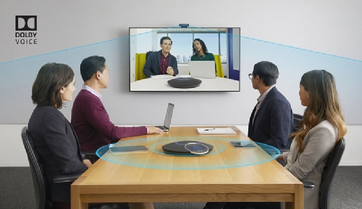 Dolby conferencing