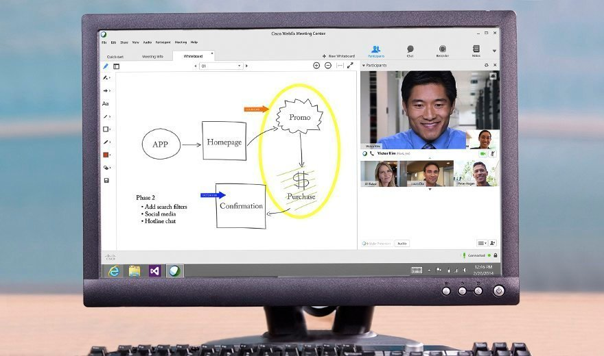 compare webex video capabilities video conferencing capabilities Looking for honest cisco webex reviews need credible pricing info our experts cisco webex is often described as a flexible audio and video conferencing solution designed for businesses of all cisco webex has the capability to hold multiple meetings providing users a real-time.