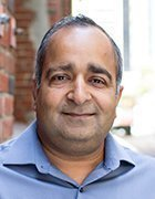 Photo of Deep Varma, vice president of engineering at Trulia