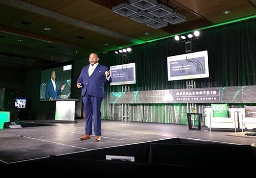 Vernon Irvin, president -- government, medium and small business markets at CenturyLink