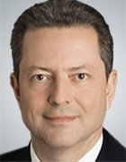 Frédéric Véron, CIO and of safety and soundness at Deutsche Bank