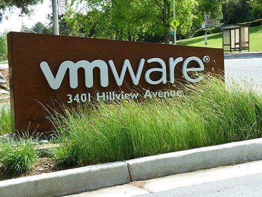 VMware main office