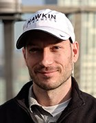 Chris Wales, CTO, Hawkin Dynamics