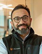 Headshot of Informatica CEO Amit Walia