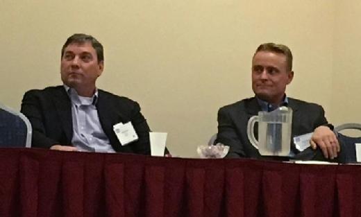 SIM Boston Technology Leadership Summit panel on IT team dynamics
