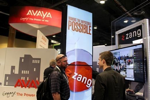 Avaya unveiled Zang, a communications-as-a-service platform, at Enterprise Connect.