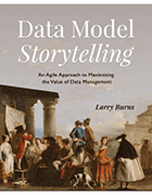 Data Model Storytelling book cover