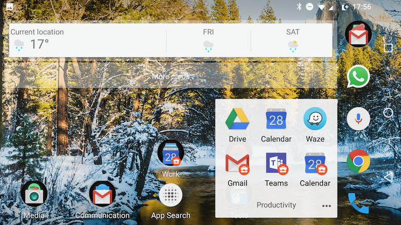BYOD & privacy: Don't settle for less than Android