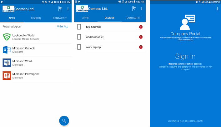 How does Microsoft's digital workspace app compare to VMware