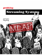 'Grokking Streaming Systems' book cover