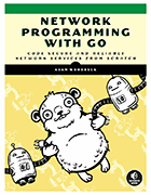 Network Programming with Go book cover