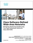 Cisco SD-WAN book cover