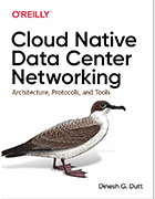 cloud-native data center networking book cover