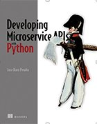 Developing Microservice APIs with Python book cover