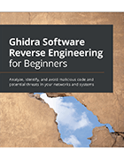 book cover for Ghidra Software Reverse Engineering for Beginners
