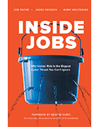 'Inside Jobs' book cover image