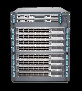 Juniper switching chassis