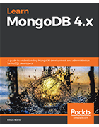 Learn MongoDB 4.x book cover