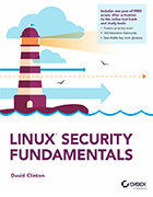 book cover for Linux security best practices and fundamentals