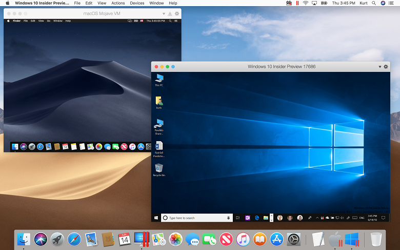 Parallels Desktop 14 shows the maturity of client hypervisors