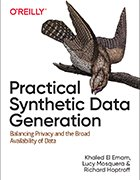 Practical Synthetic Data Generation book cover