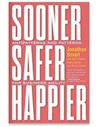 Sooner, Safer, Happier book cover