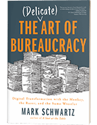 The Delicate Art of Bureaucracy cover image