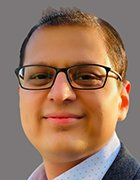 Mukul Agrawal, Vistaprint global head of ERP