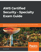 AWS Certified Security - Specialty Exam Guide cover