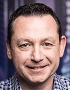 Oleg Berzin, senior director of technology innovation at Equinix