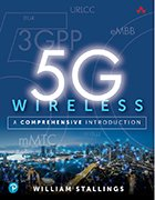 Book cover of 5G Wireless: A Comprehensive Introduction