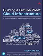 Book cover of 'Building a Future-Proof Cloud Infrastructure'
