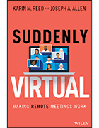 Suddenly Virtual book cover