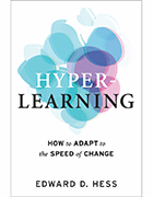 Book cover Hyper-Learning
