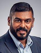 Veera Budhi, global head of cloud, data and analytics, Saggezza