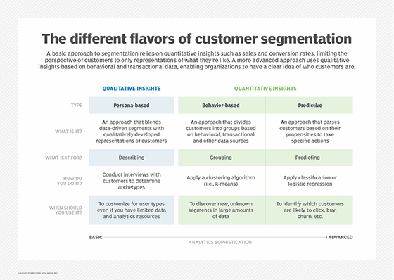 What is Customer Segmentation? - Definition from WhatIs com