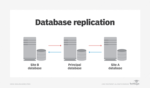 What is database replication? - Definition from WhatIs com