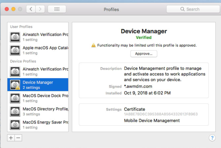 How can you deal with all the new macOS security controls?