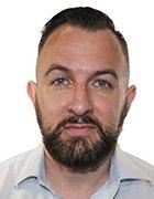 Headshot of City Furniture director of data engineering Ryan Fattini