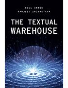 The Textual Warehouse book cover, Bill Inmon book cover, Ranjeet Srivastava book cover