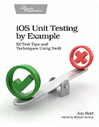 'iOS Unit Testing by Example' book cover