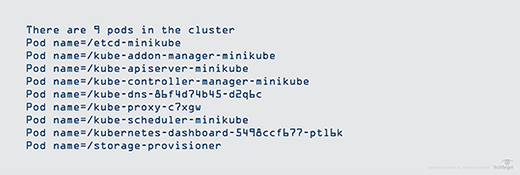 Follow a Kubernetes and Go tutorial in your home lab